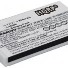 HQRP Battery for Opticon OPL-7724 OPL-7734 02-BATLION-03 11267 ORBLIOP0012
