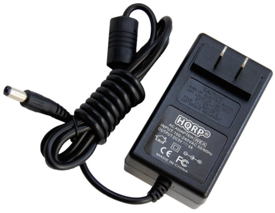 HQRP AC Power Adapter for Sling Media SlingCatcher SC100-100
