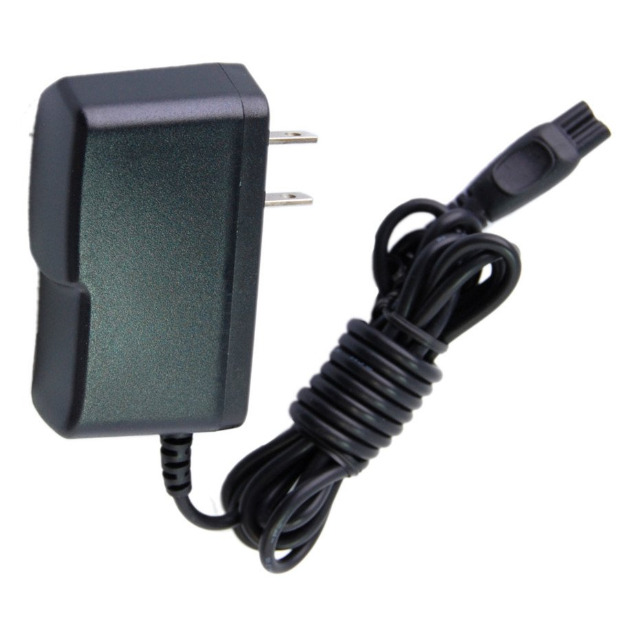 HQRP AC Adapter Power Cord for Philips Norelco 272217190076 / 272217190137