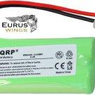 HQRP Cordless Phone Battery for V-Tech VTech AT&T BATT-6010 BATT6010 DECT 6.0