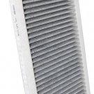 HQRP Cabin Air Filter for BMW 525xi (E60 E61) 2007, 530i (E60 E61) 2003-2010