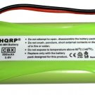 HQRP Phone Battery for VTech BT-5632 BT5632 LS5145 BT-5872 BT-5632 LS5146