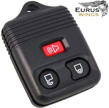 HQRP Remote Case Shell FOB for Lincoln Navigator 1998 1999 2000 2001 2002