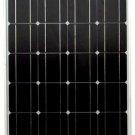 85 WATT 12 VOLT HQRP SOLAR PANEL - 85W 12V - Monocrystalline Solar Panel