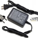 HQRP AC Adapter Charger for Canon VIXIA HF R20 HF R21 HF R200