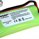 HQRP Cordless Phone Battery for AT&T EL52200 EL52250
