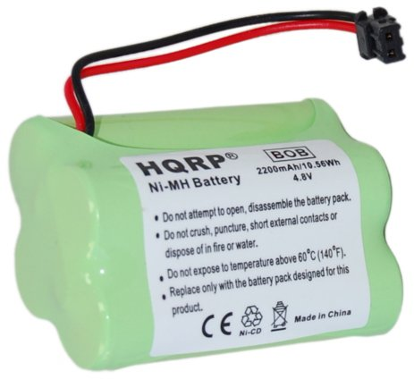 HQRP Battery for Uniden BBTY0356001 BEARCAT BC245XLT UBC245XLT Scanner