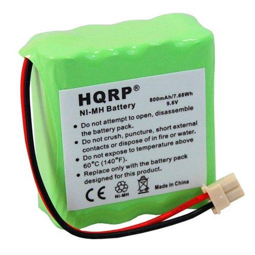 HQRP Battery for Dogtra BP2T 1802NC 1803NC 1804NC 2000NC 2002 T&B Transmitter