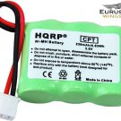 HQRP Battery for Dogtra 20AAAAH3BMX 35AAAH3BMX Dog Training Collar Receiver