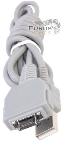 HQRP USB Cable Cord for Sony Cyber-Shot DSC-T5 DSC-T50 DSC-T70 DSC-T700 DSC-T77