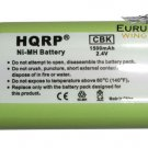HQRP Phone Battery for VTech 5820 VT5820 / 5831 VT5831