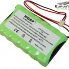 HQRP Battery for Ademco Honeywell LYNXRCHKITHC LYNXRCHKIT-HC K5109 781410403291