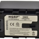 HQRP Battery for JVC BN-VG138U BN-VG138 BN-VG121E BN-VG121U BN-VG121US