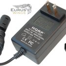 HQRP AC Adapter Power Supply for DYMO 40077 for LetraTag Plus LT-100H LT-100T