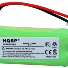 2x HQRP Phone Battery for AT&T CL82309 CL82359 CL82409 CL82509 CL82609 CL82659