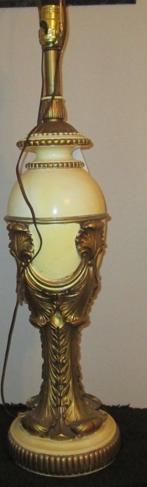 FUGGETI STUDIOS  TABLE LAMP 1966 SIGNED