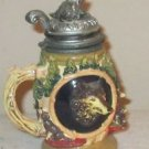 """MINI STEINS """"CALL OF THE WILD"""" HAND CRAFT & PAINT SIGNED MINI #1-43"""
