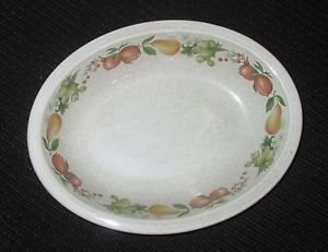 WEDGWOOD QUINCE  VEGETABLE SERVER 9 1/4""