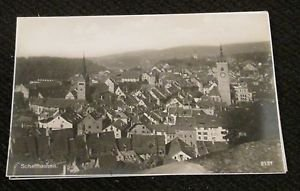 SCHAFFHAUSEN, GERMANY POSTCARDS ERA 1950/60 UNUSED