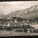 SALZBURG, GERMANY POSTCARDS ERA 1950/60 UNUSED