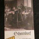 GCHORNDORF DER MITTELPUNKT DES REMSTALS BROCHURE FLYER 1950