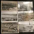 6 BREGENZ, GERMANY POSTCARDS ERA 1950/60 UNUSED