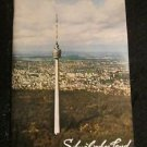 SCHWABISCHES  LAND BOOKLET OF TRAVELS IN & AROUND STUTTGART GERMANY 1968