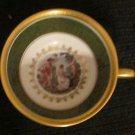VINTAGE COLLECTIBLE PICKARD CHINA  GOLD HAND PAINTED DECORATED CUP & SAUCER