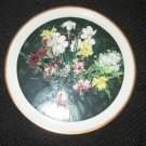 VINTAGE COLLECTIBLE PICKARD CHINA  GOLD HAND PAINTED DECORATED PLATE FLOWER