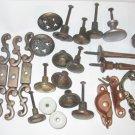 Antique Door Knobs 25 pieces
