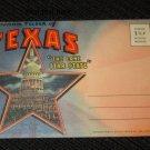 18  THE LONE STAR STATE, TEXAS POSTCARDS ERA 1950/60 UNUSED