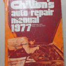 Chilton 1970 71 72 73 74 75 76 77 Domestic car service/shop manual Chevy Ford++