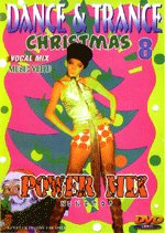 Christmas 8 - DVD Dance & Trance