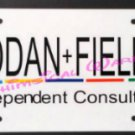Rodan and Fields Vanity License Plate/Tag Custom NEW