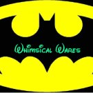 License Plate Batman Logo Car Tag  FREE SHIPPING TO US ONLY