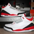Air Jordan 3 Retro Fire Red 2007
