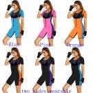 Women Neoprene Shapers Waist Trainer Slimming Underwear Body Shaper Bodysuit New