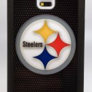 PITTSBURGH STEELERS NFL PHONE CASE FOR SAMSUNG NOTE & GALAXY S3 S4 S5 S6 EDGE +