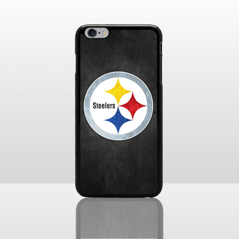 Pittsburgh Steelers NFL Apple iPhone 4 4s 5 5c 5s 6 6s Plus Plastic Case Cover