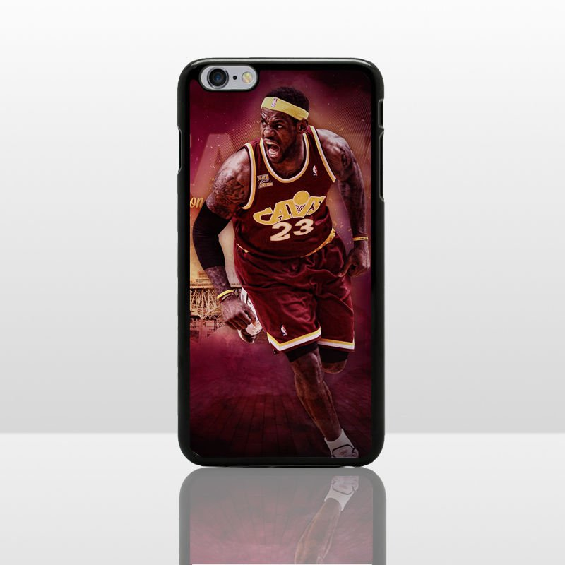 LeBron James NBA Apple Phone Case For iPhone  6 6s