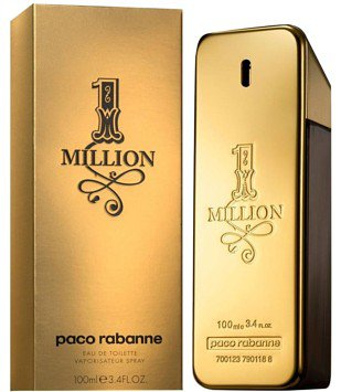 PACO RABANNE 1 Million 3.4 oz for men