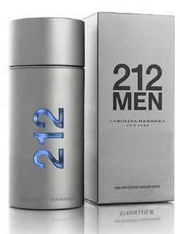 212 for Men by Carolina Herrera 3.4 oz