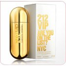 212 VIP by Carolina Herrera for Women 3.4 oz