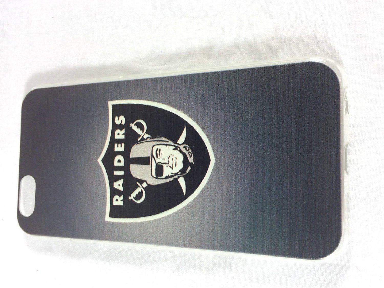 NFL iPhone 6 Phone Case **NEW** OAKLAND RAIDERS
