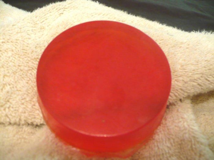 Orange Vanilla Glycerin Soap
