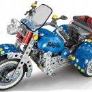 Iron 816I-9  Electronic Motorcycle,  DIY Toy, Educational Toy, Electronic Toy,Building Block Set Toy