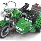 Iron 816I-11 Electronic Motorcycle,  DIY Toy, Educational Toy, Electronic Toy,Building Set Block Toy