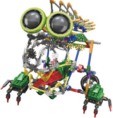 LOZ 3026 DIY Toy, Robotic Toy, Educational Toy, Electronic Toy,Building Set Block Toy