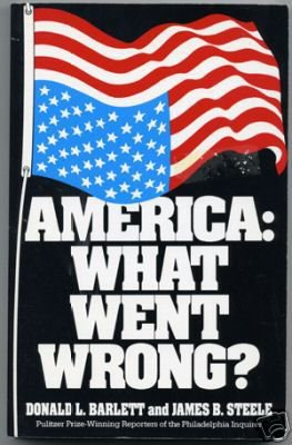 America What Went Wrong