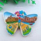 3D Resin World Tourism Souvenir Fridge Magnet
